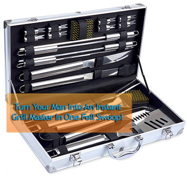 bbq accessories gift for men
