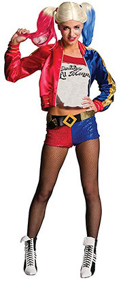 Harley Quinn Halloween Costume Plus Size