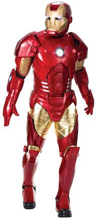 adult iron man Halloween costume