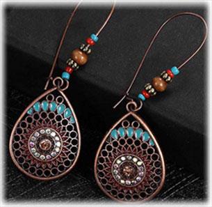 best bohemian earrings 2019