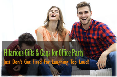 Funny Gag Gifts for CoWorkers