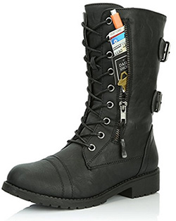 halloween boots for women