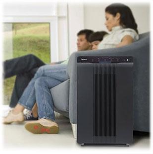 Affordable home air purifier