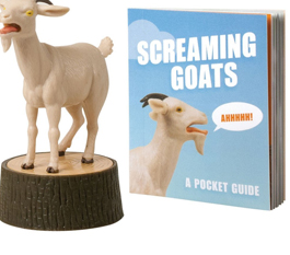screaming goat toys