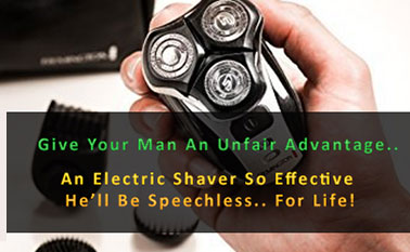 Best Wet Dry Electric Shaver for Men