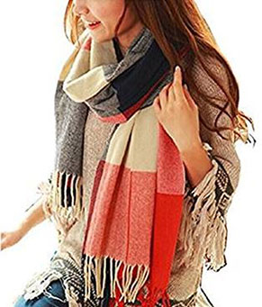 best winter scarves for women 2019