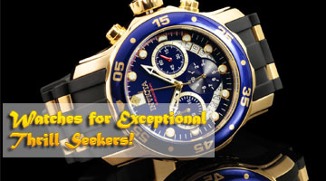 Where to Buy Invicta Watches